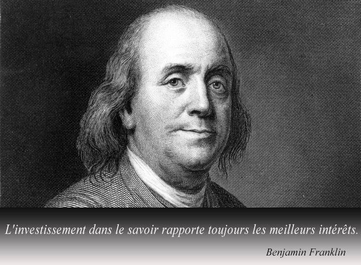 portrait,Benjamin Franklin,quote