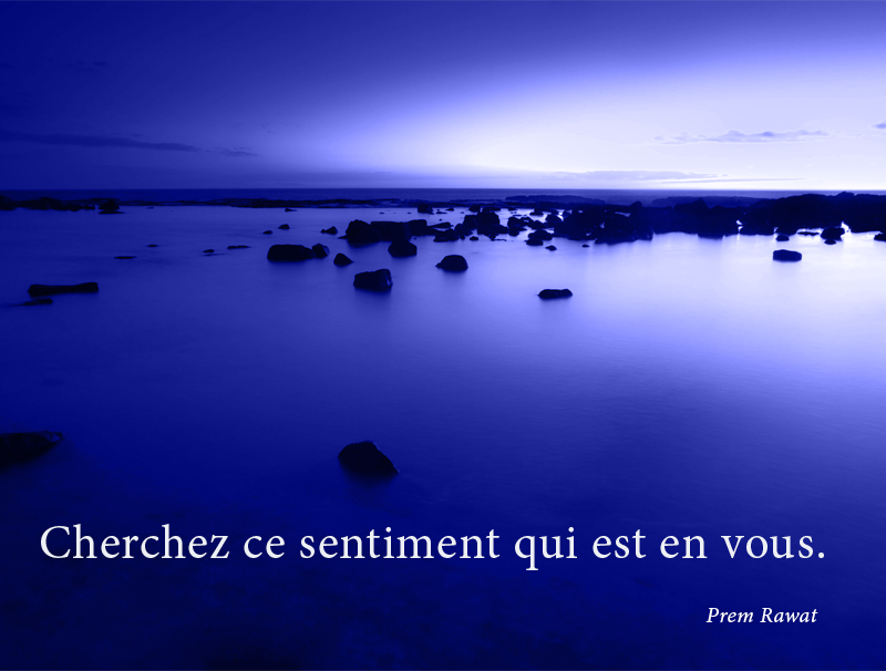 see, lake,Prem Rawat,quote