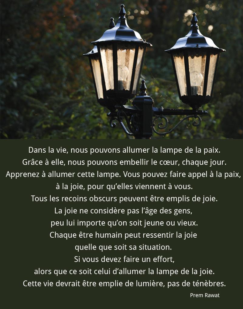 floorlamp,Prem Rawat,quote