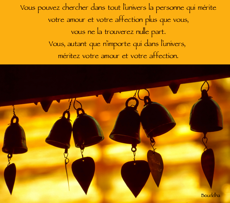 little bells,Buddha,quote
