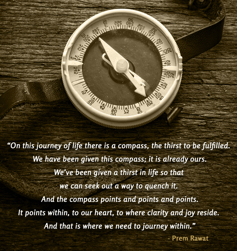 Life Journey Quotes In Hindi: On This Journey Of Life, There Is A Compass,…